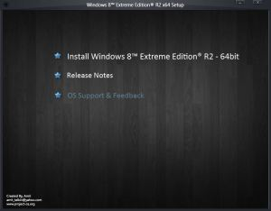 Windows 8 Extreme Edition R2 2013 (64 bit) 2