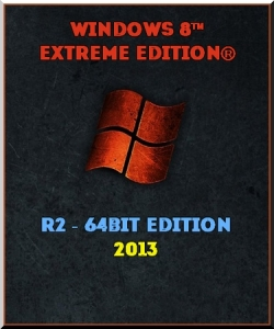Windows 8 Extreme Edition R2 2013 (64 bit)